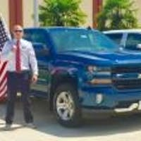 Justin Sonnier at Billy Navarre Chevrolet