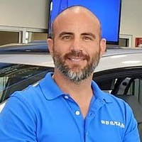 Zack Salem at Honda of the Avenues