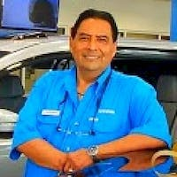 Sam  Rodriguez at Honda of the Avenues