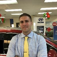 Dan Brinkworth at Dickson City Hyundai