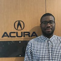 Daniel Pitter at Priority Acura