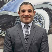 Lenny Inserra at Mercedes-Benz of Union