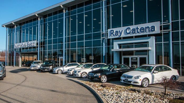 Ray Catena Mercedes >> Mercedes Benz Of Union Mercedes Benz Used Car Dealer