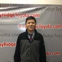 Ronald Chu at Bay Ridge Toyota