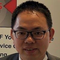 Simon Luo  at Bay Ridge Toyota