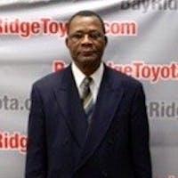 Stanley Nnamani at Bay Ridge Toyota