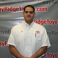 John  Pecoraro at Bay Ridge Toyota