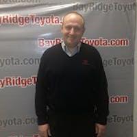 Val  Sankis at Bay Ridge Toyota