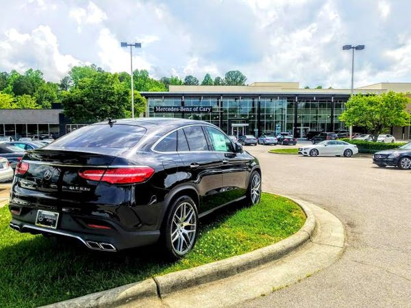 Mercedes-Benz of Cary, Cary, NC, 27511