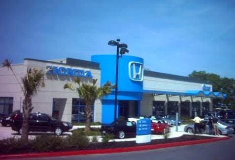 Gunn Honda, San Antonio, TX, 78249