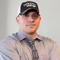 Adam  Milinazzo at Larry H. Miller American Toyota Albuquerque