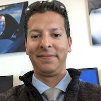 Miguel  Solis at Larry H. Miller American Toyota Albuquerque