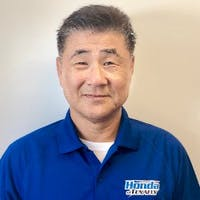 "Hee ""Howard"" Chung at Honda of Tenafly"