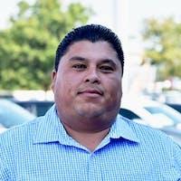 Joel Flores at Paradise Chevrolet Cadillac