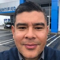 Joshua Barragan at Paradise Chevrolet Cadillac