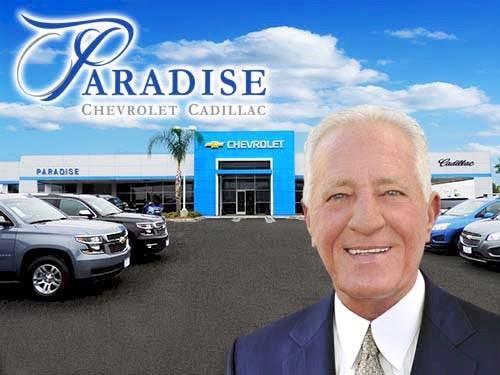 Paradise Chevrolet Cadillac, Temecula, CA, 92591