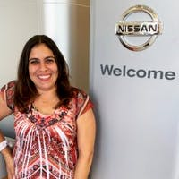 Doris Talavera at Jenkins Nissan