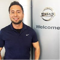 Andres Bohorquez at Jenkins Nissan
