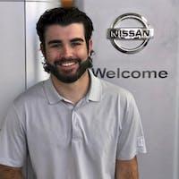 Tristan Benning at Jenkins Nissan