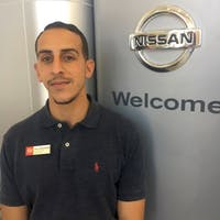"Mohommad ""Moe"" Abukhdeir at Jenkins Nissan"