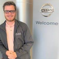 Ethan Roberts at Jenkins Nissan