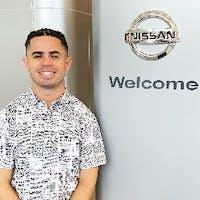 Michael Sevigny at Jenkins Nissan