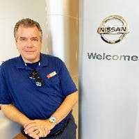 Michael Wojtiuk at Jenkins Nissan