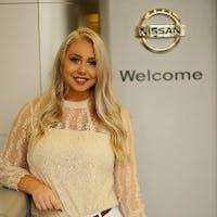 Tara Theiss at Jenkins Nissan
