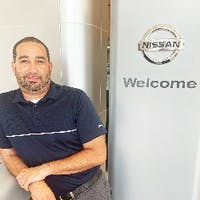 Julio Rivera at Jenkins Nissan