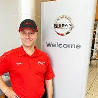 Bentley Sargeant at Jenkins Nissan
