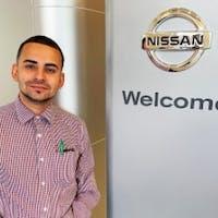 Miquel Vazquez at Jenkins Nissan