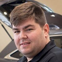 Michael Lee at Leith Acura of Cary - Service Center