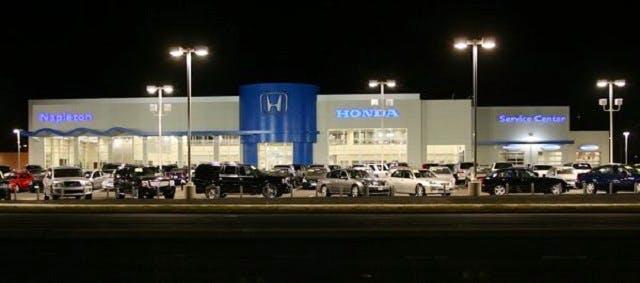 Napleton River Oaks >> Napleton S River Oaks Honda Employees