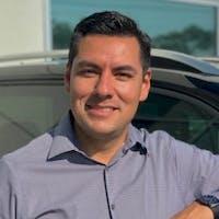 Daniel Bobadilla at Charles Maund Volkswagen