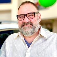 Billy Hankey at Charles Maund Volkswagen