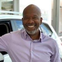 Jeff Love at Charles Maund Volkswagen