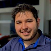 Juan Amaro at Charles Maund Volkswagen