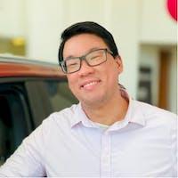 Ryan Wong at Charles Maund Volkswagen