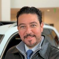 Alexander Morataya at Charles Maund Volkswagen
