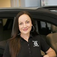 Hannah Davis at Blackwell Chrysler Dodge Jeep Ram Fiat Kia