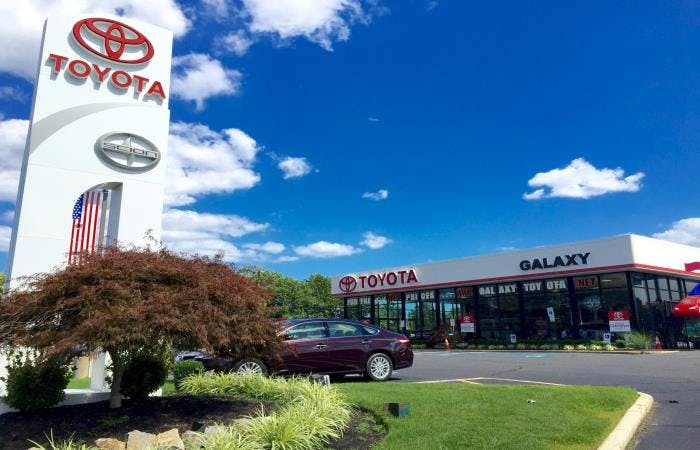Galaxy Toyota, Eatontown, NJ, 07724