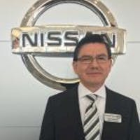 Juan Zamudio at Woodfield Nissan