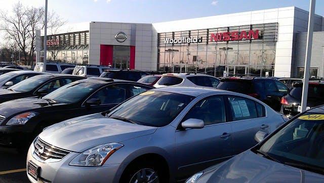 Woodfield Nissan, Hoffman Estates, IL, 60169