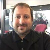 Jeremy Harr at Ricart Nissan