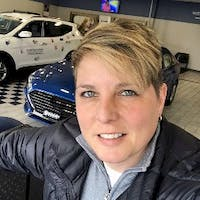 Heather Golden at Ricart Nissan
