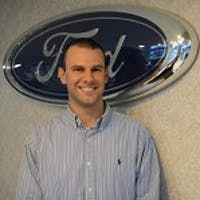 Derek M. Bachand at Lamoureux Ford