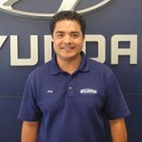 Jorge Quevedo at Elgin Hyundai - Service Center