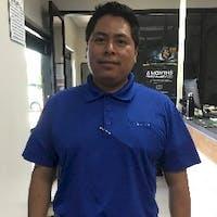 Ulises Flores-Morales at Diamond Valley Honda