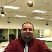 Rich Hammond at Werner Mazda