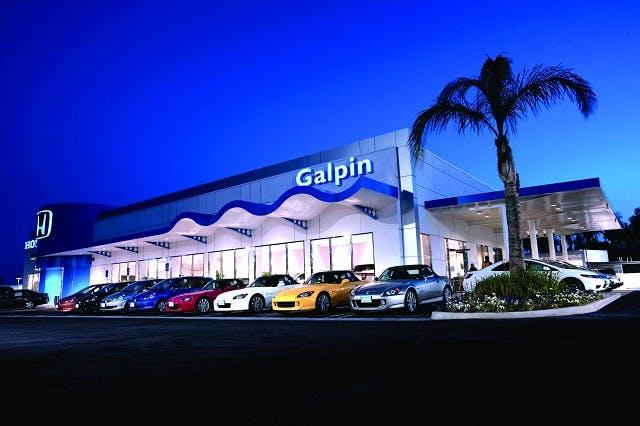 Galpin Honda, Mission Hills, CA, 91340